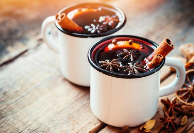 Crock-Pot Mulled Wine