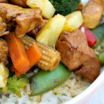 Crock-Pot Teriyaki Chicken