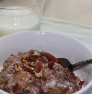 Crock-Pot Steel Cut Oatmeal
