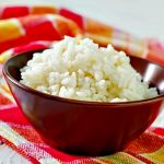 Crock-Pot White Rice