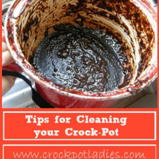 Tips For Cleaning Your Crock-Pot