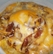 Crock-Pot Biscuit Breakfast Casserole
