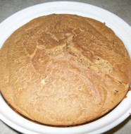 crock-pot peanut butter bread