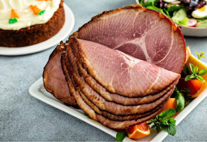 Crock-Pot Brown Sugar Ham