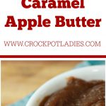 Crock-Pot Caramel Apple Butter
