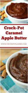 Crock-Pot Caramel Apple Butter