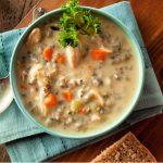 Crock-Pot Chicken Wild Rice Soup
