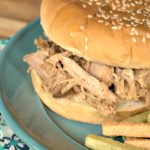 Crock-Pot Easy Pulled Pork Sandwiches