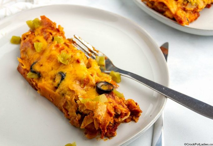 Crock-Pot Enchiladas