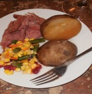 Crock-Pot Ham and Potatoes