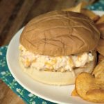 Crock-Pot Hot Leftover Turkey Sandwiches