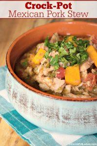 Crock-Pot Mexican Pork Stew