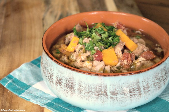 Crock-Pot Mexican Pork Stew