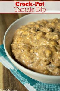 Crock-Pot Tamale Dip