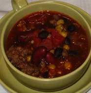 Crock-Pot Hamburger soup 2