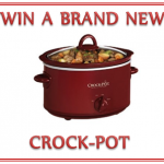 March Crock-Pot Giveaway!