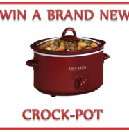 Win A Brand New Crock-Pot