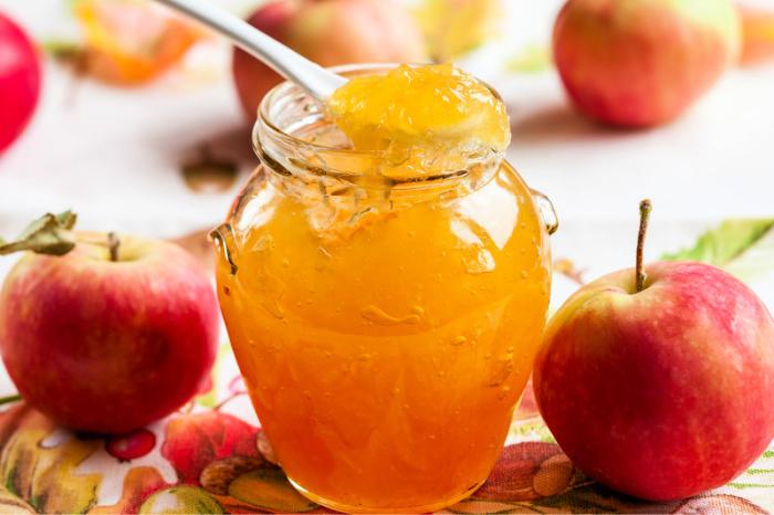 Crock-Pot Apple Jelly