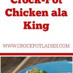 Crock-Pot Chicken ala King