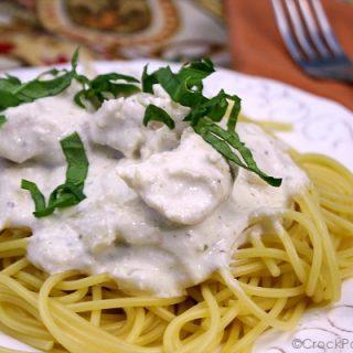 Crock-Pot Creamy Italian Chicken