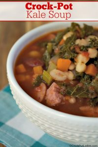 Crock-Pot Kale Soup