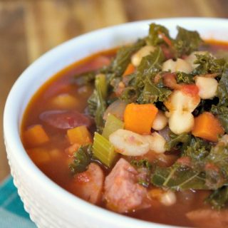 Crock-Pot Kale Soup