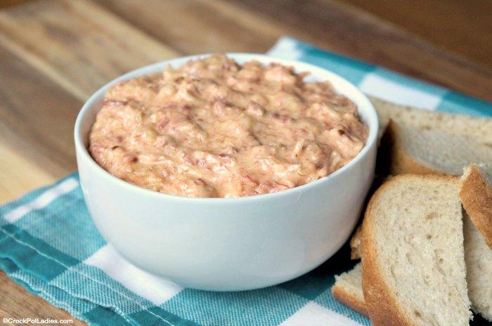 Crock-Pot Reuben Dip
