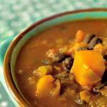 Crock-Pot Black Bean and Butternut Squash Chili