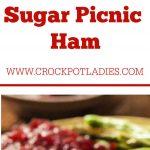 Crock-Pot Brown Sugar Picnic Ham