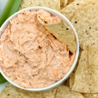 Crock-Pot Buffalo Chicken Dip