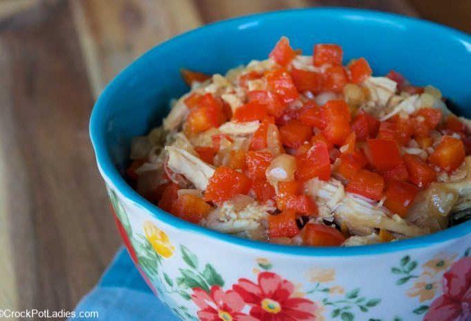 Crock-Pot California Chicken