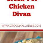 Crock-Pot Chicken Divan