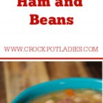 Crock-Pot Ham and Beans