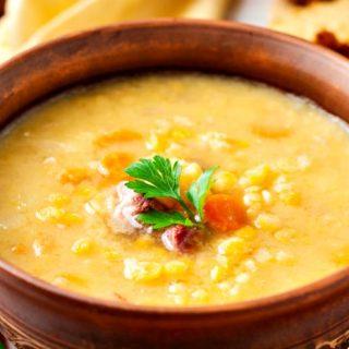 Crock-Pot Split Pea Soup