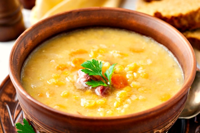 Crock-Pot Split Pea Soup