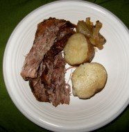 Crock-Pot Cola Roast