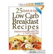 25 Quick & Easy Low Carb Breakfast Recipes