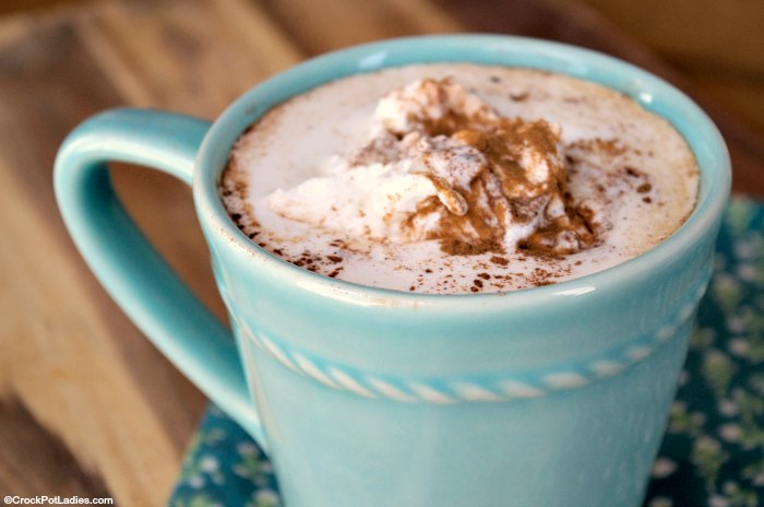 Crock-Pot Chai Latte
