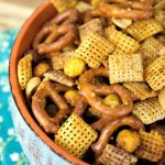 Crock-Pot Chex Mix