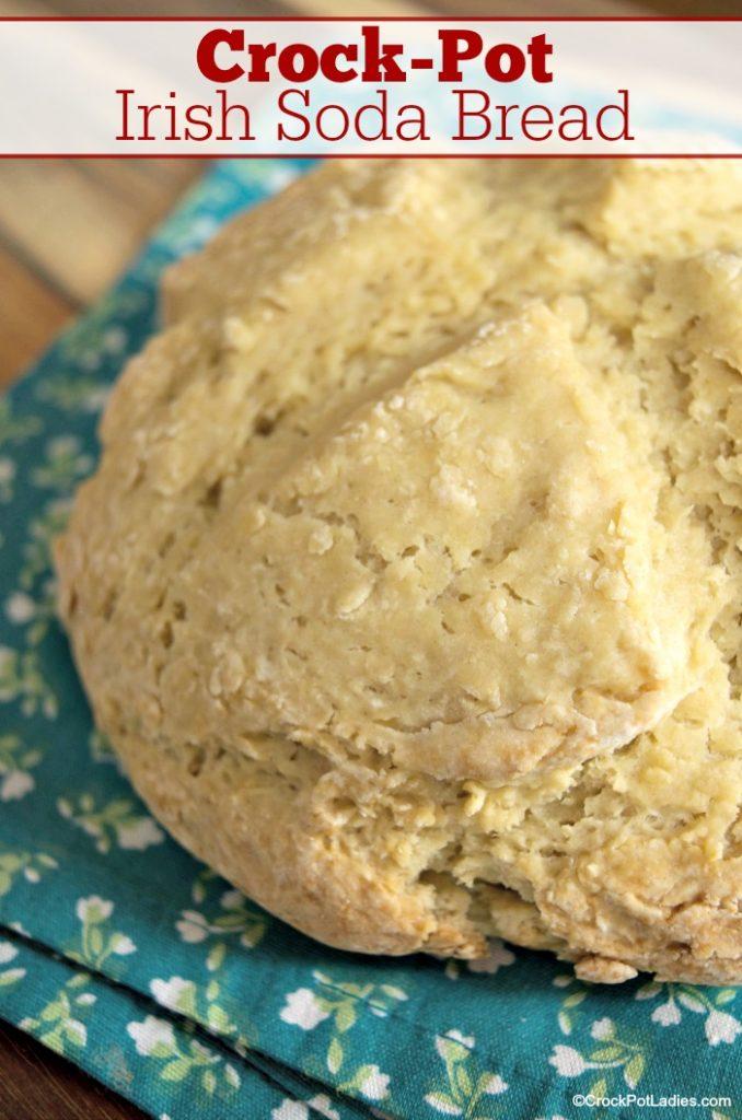 Crock-Pot Irish Soda Bread