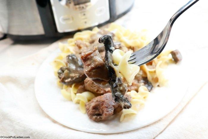Crock-Pot Marsala Beef