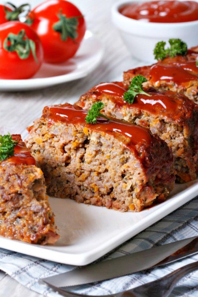Crock-Pot Meat Loaf