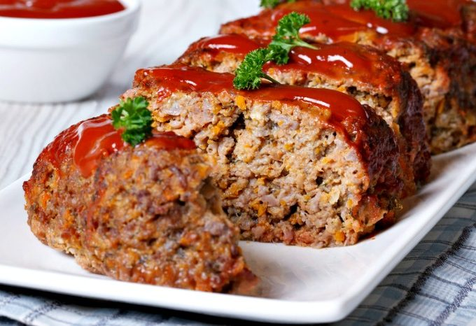 Crock-Pot Meat Loaf
