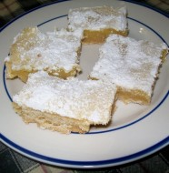 crock-pot lemon bars