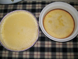 crock-pot lemon bars 2 different pans