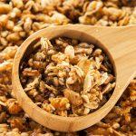 Crock-Pot Applesauce Granola