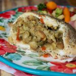 Crock-Pot Easy Stuffed Chicken Breasts