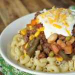 Crock-Pot Easy Vegetable Beef Chili