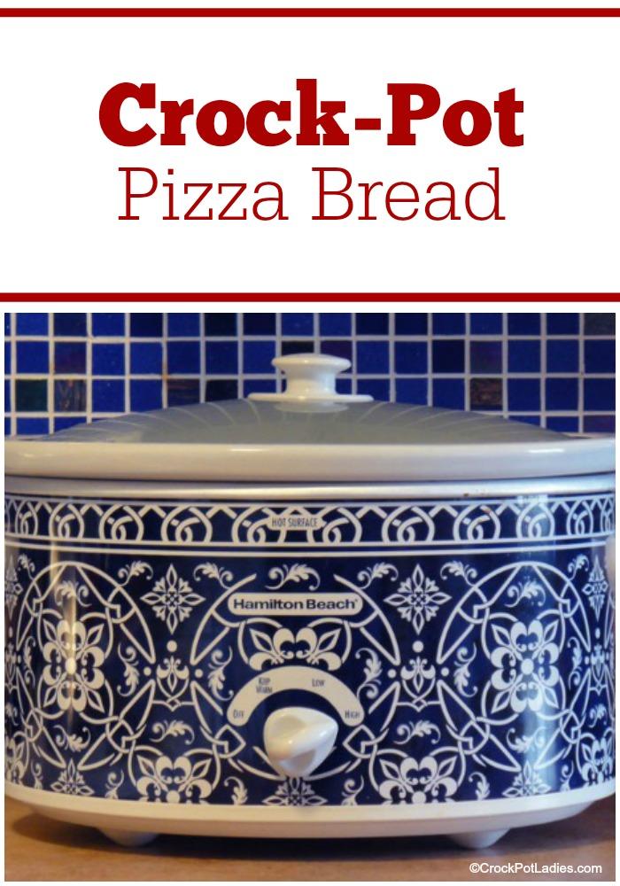 Crock-Pot Pizza Bread