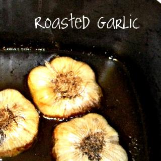 Crock-Pot Roasted Garlic